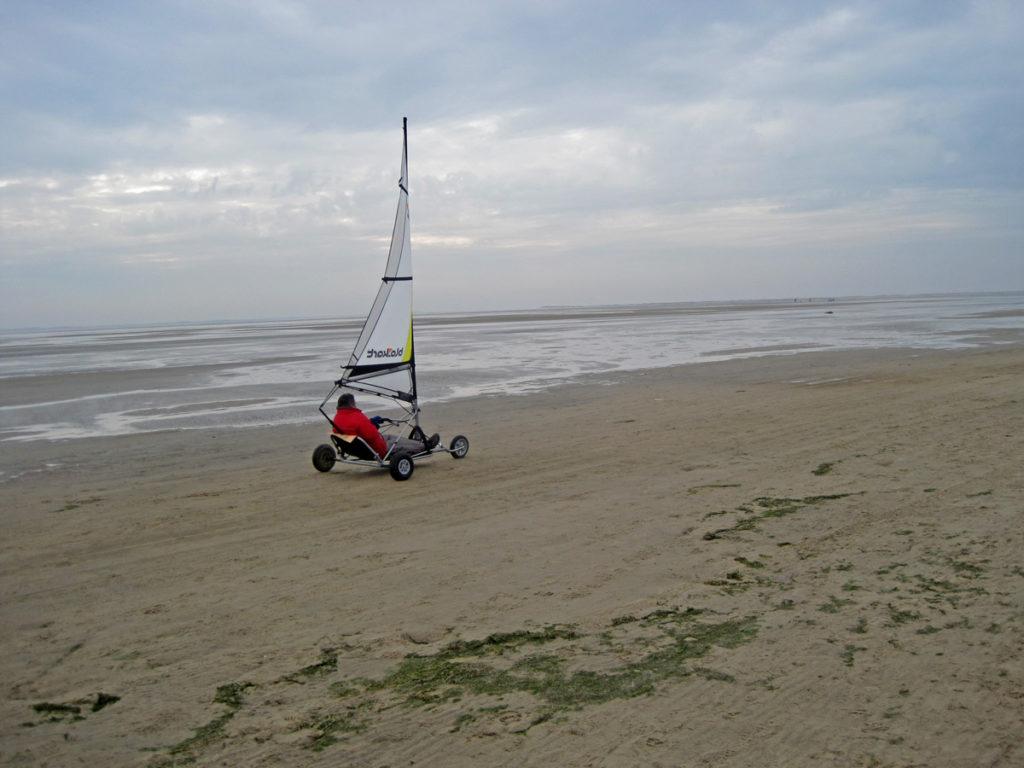 Der Wind zieht Sportler nach Borkum