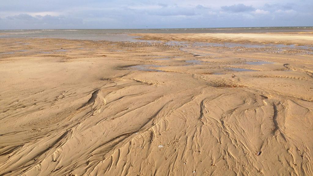 Watt und Strand auf Langeoog