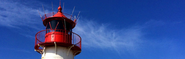 Leuchtturm bei List