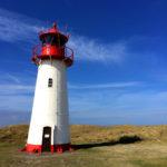 Der Leuchtturm von List-West