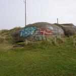 Bunkeranlage im Nordwesten von Fanø.