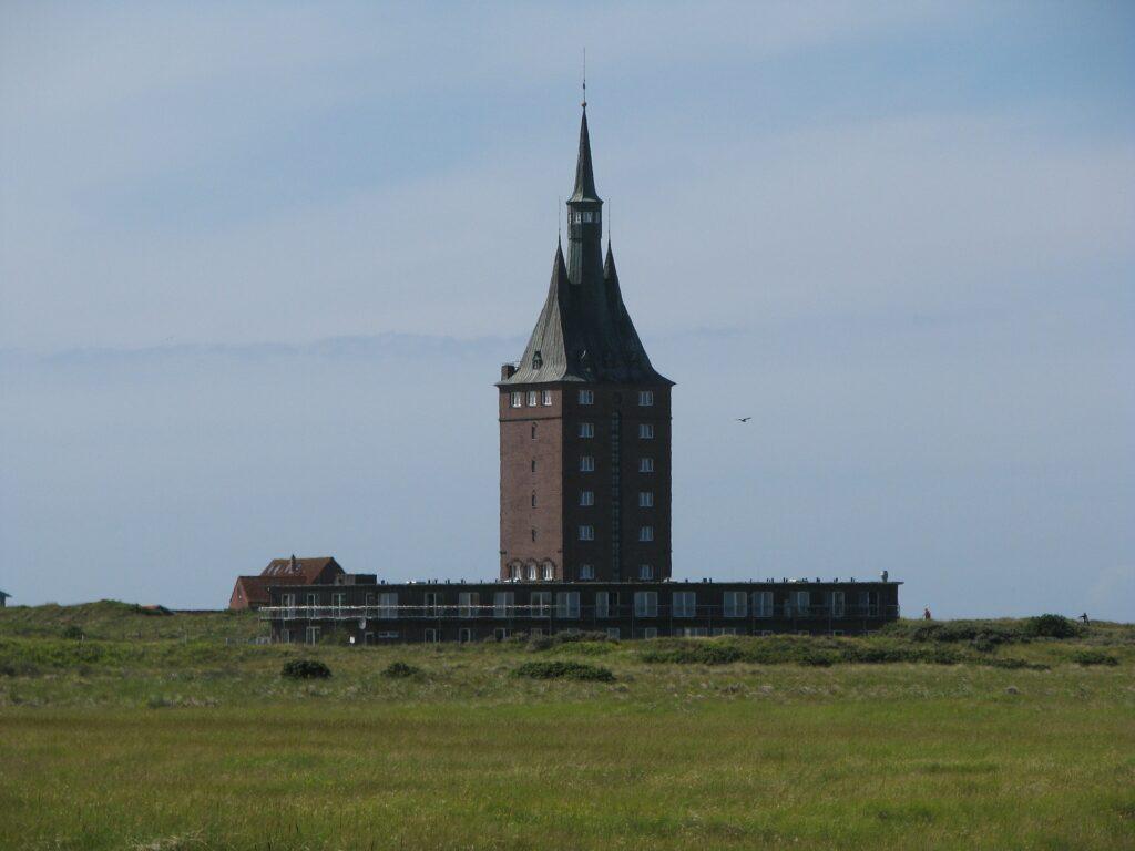 Der Westturm auf Wangerooge