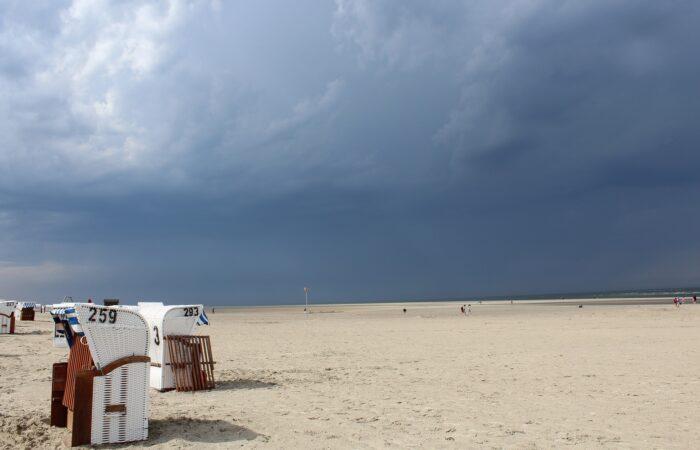Wetter und Klima auf Spiekeroog – mit Klimatabelle