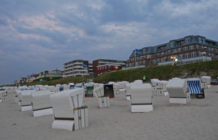 Ferienwohnung auf Wangerooge finden